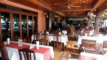 Jomtien Boat House Restaurant